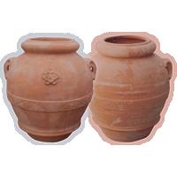 Azienda italiana produttrice di vasi in terracotta