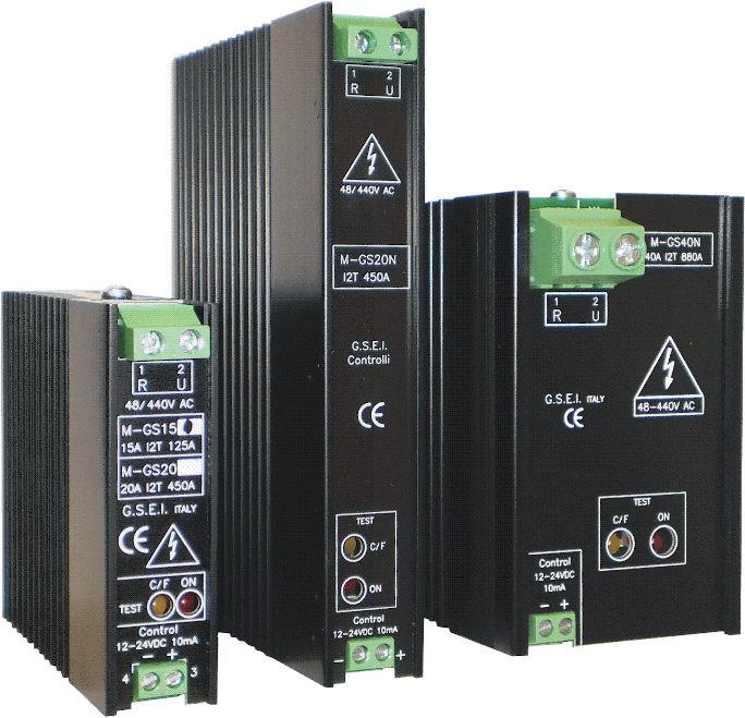 GSEI CONTROLLI: Produttore relè e centraline per riscladamento elettrico a pavimento