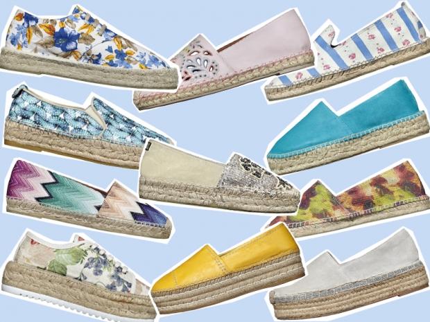 Azienda italiana produttrice di calzature estive