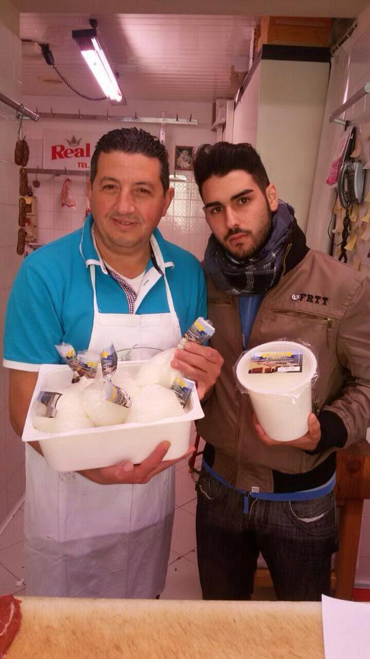 campionature formaggio siciliano