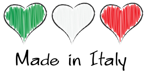 made in italy, italia